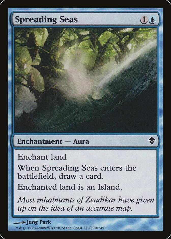Spreading Seas [ZEN]