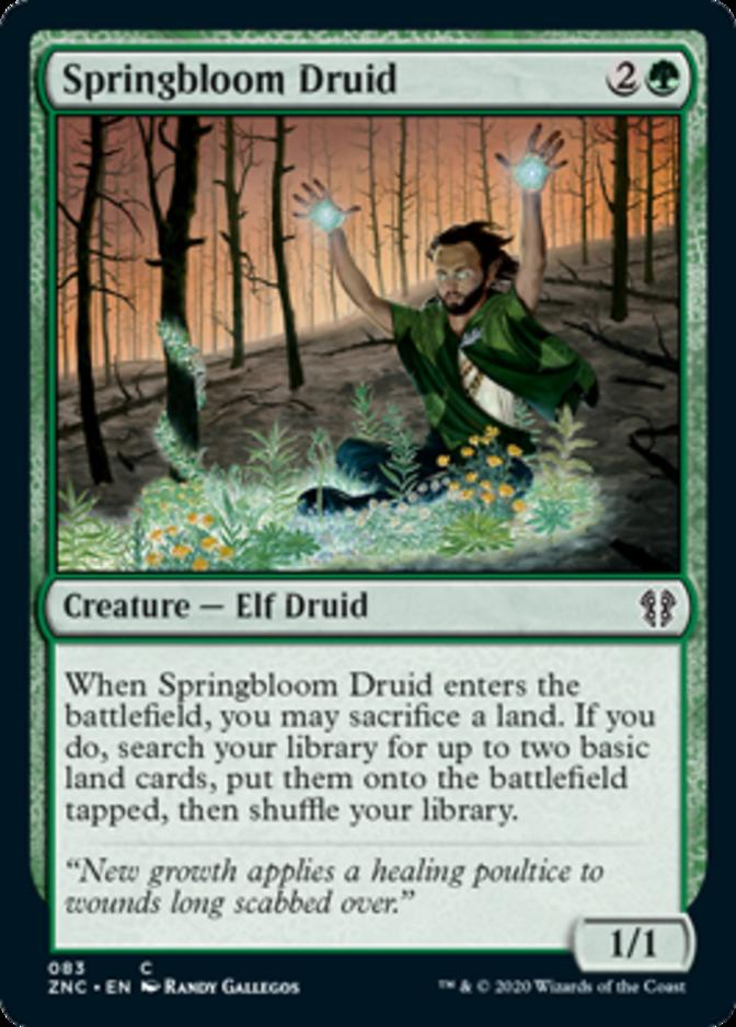 Springbloom Druid [ZNC]