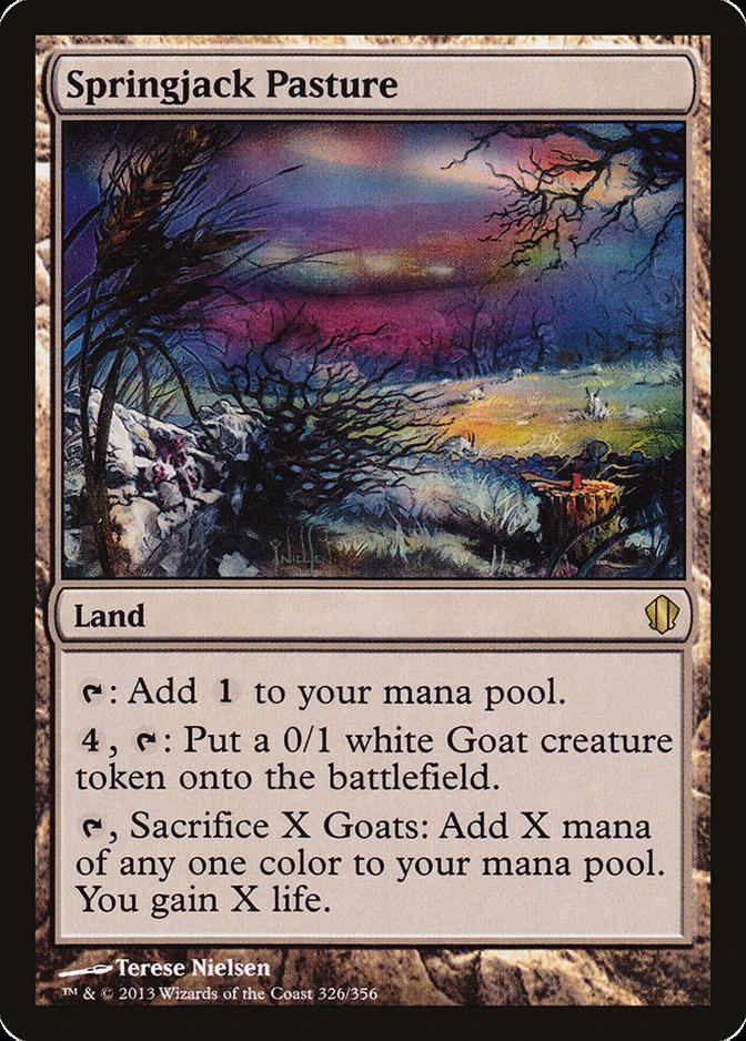 Springjack Pasture [C13]