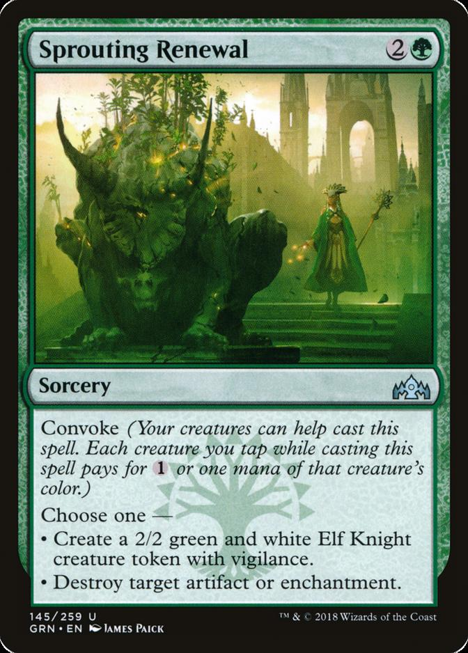 Sprouting Renewal [GRN]