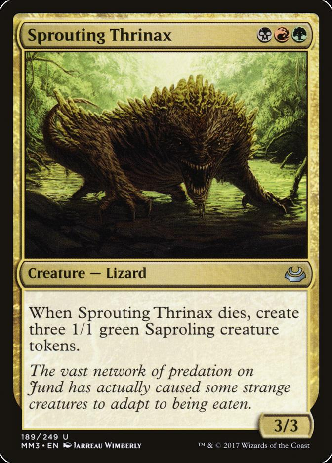 Sprouting Thrinax [MM3]