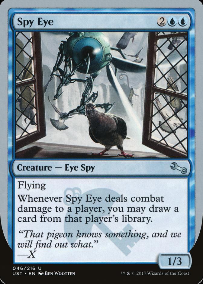 Spy Eye [UST]