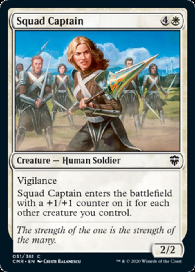 Squad Captain [CMR]