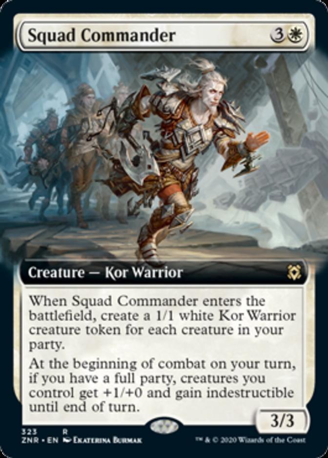 Squad Commander [PZNR]