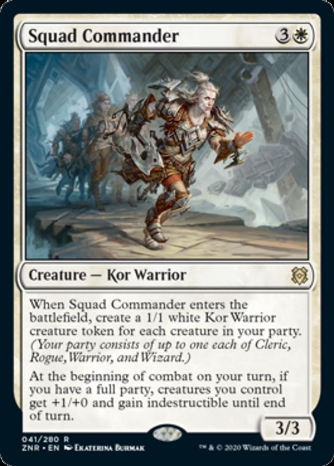 Squad Commander [ZNR]