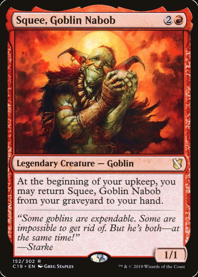 Squee, Goblin Nabob [C19]