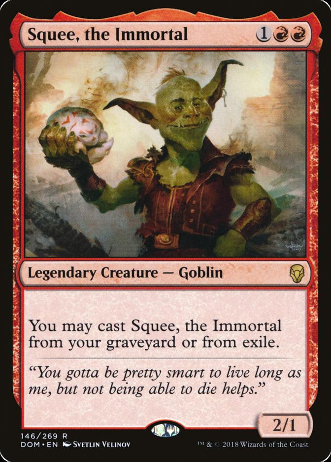 Squee, the Immortal [DOM]