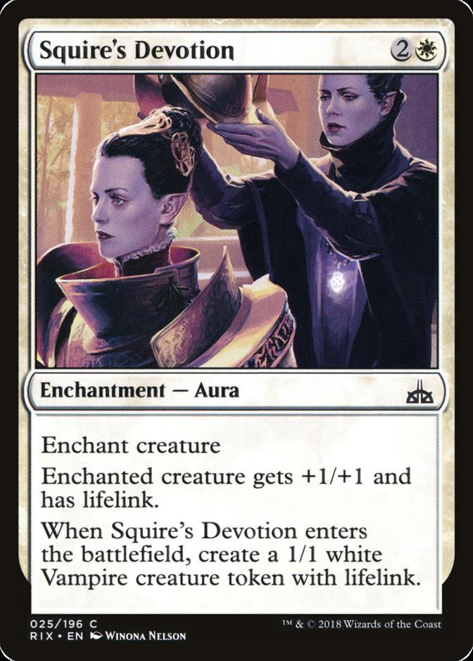 Squire's Devotion [RIX] (F)