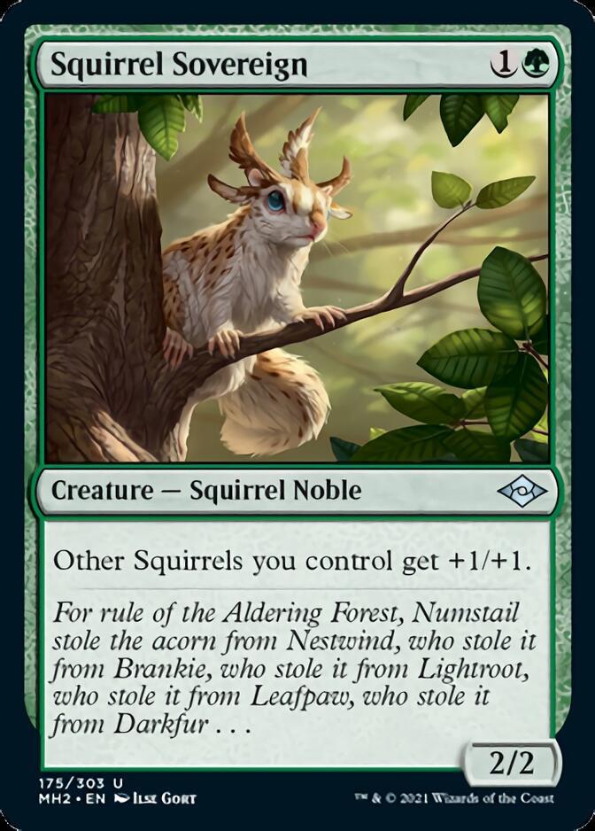 Squirrel Sovereign [J21]