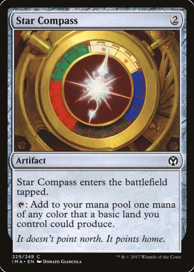 Star Compass [IMA]