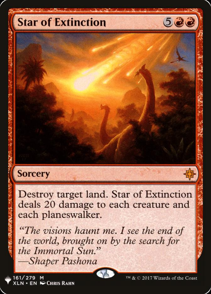 Star of Extinction [MB1]