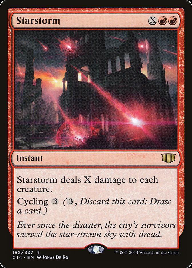 Starstorm [C14]