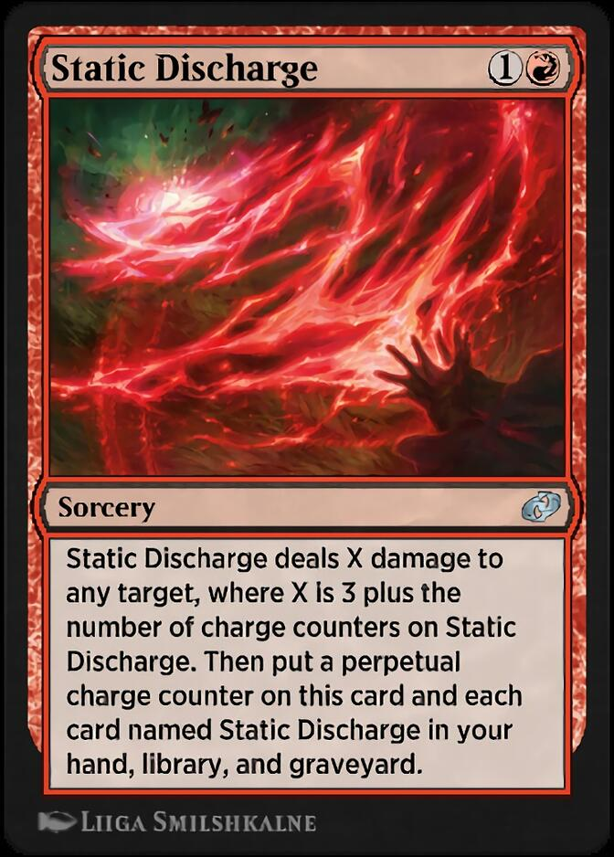 Static Discharge [J21]