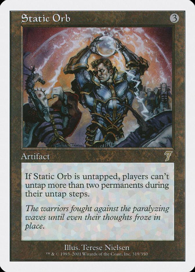 Static Orb [7E]