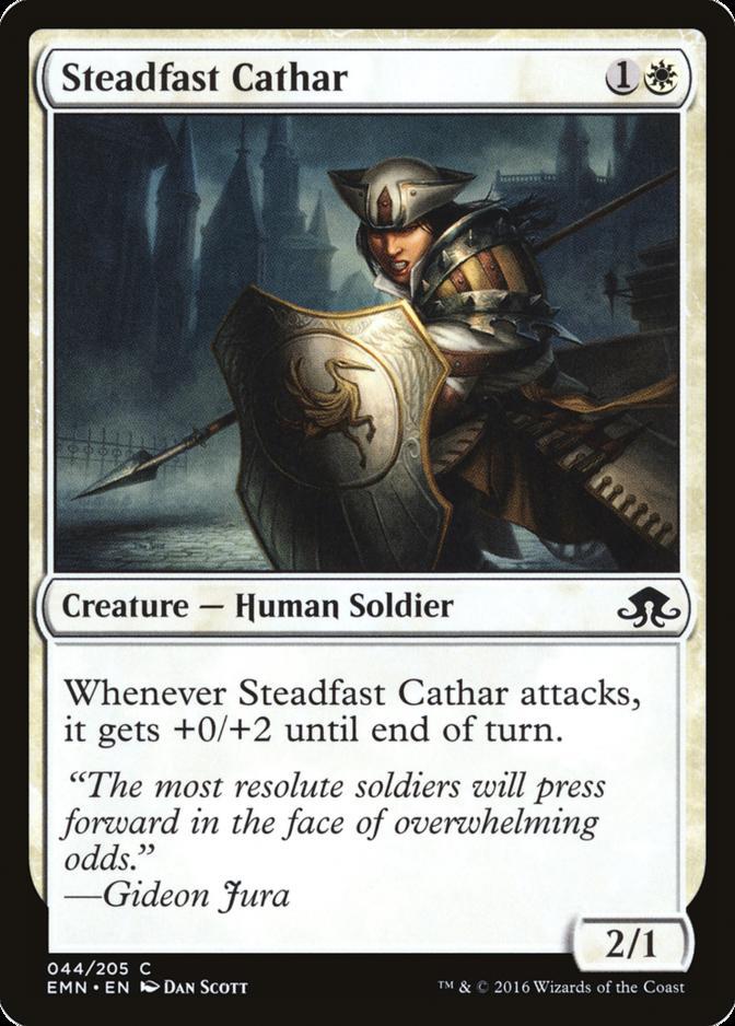 Steadfast Cathar [EMN]