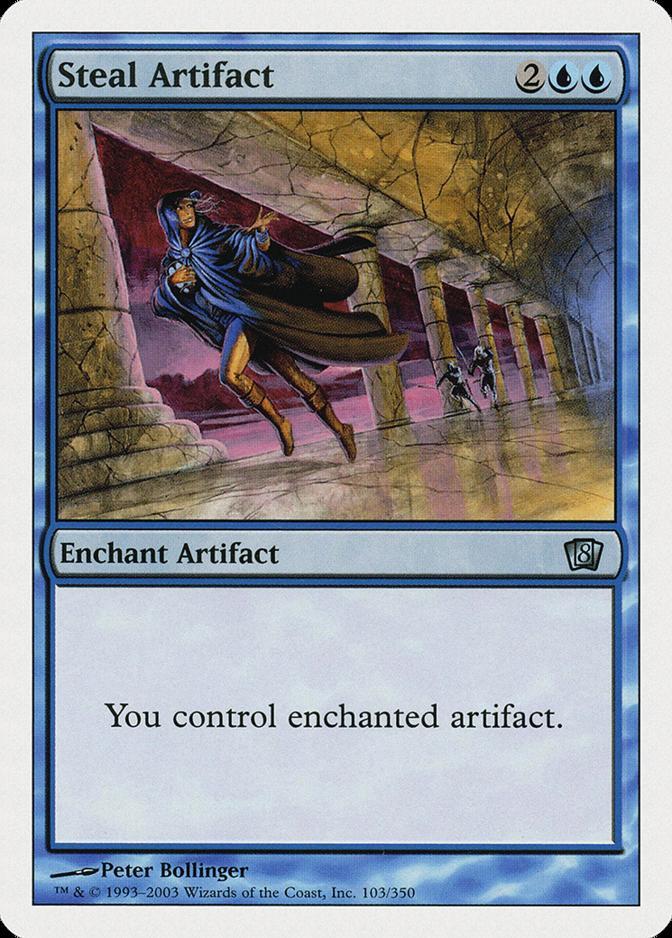 Steal Artifact [8ED]