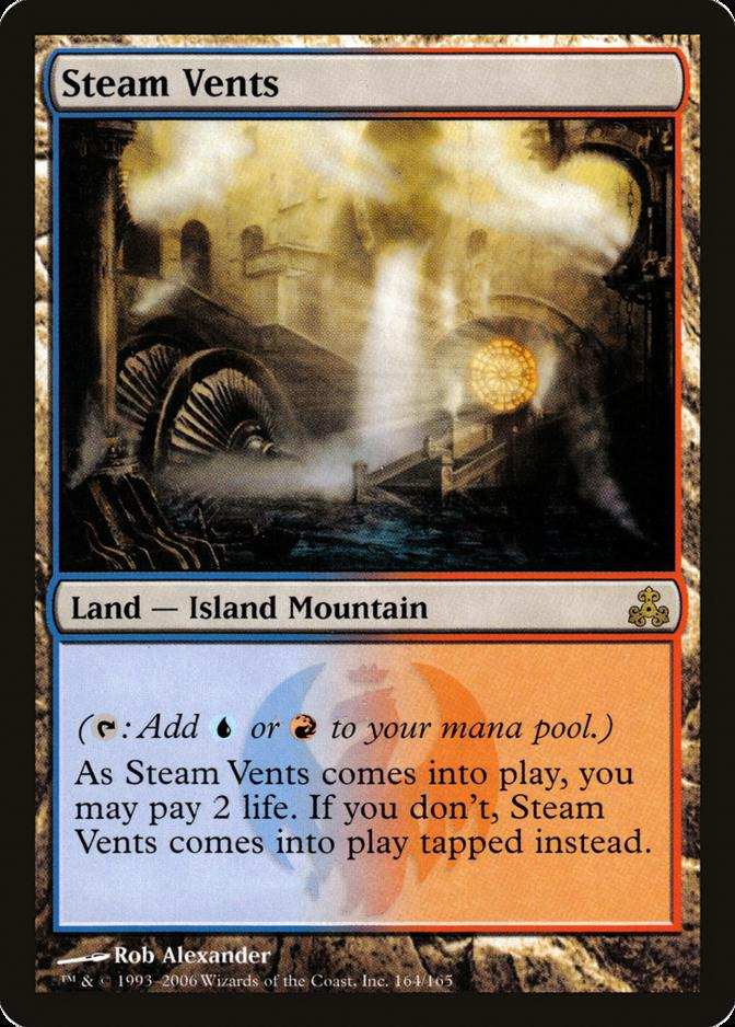 Steam Vents [GPT] (F)