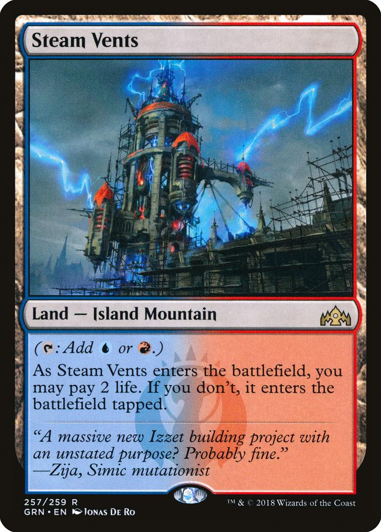 Steam Vents [GRN]