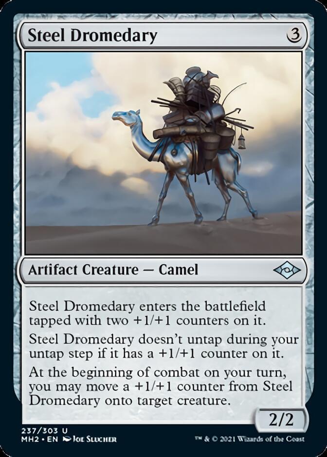 Steel Dromedary [MH2]