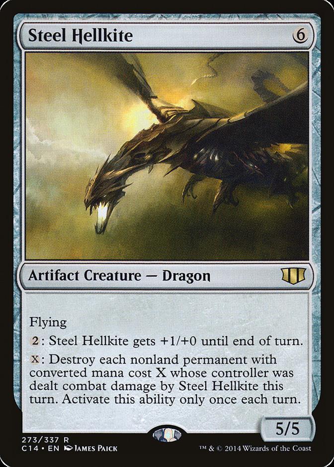 Steel Hellkite [C14]