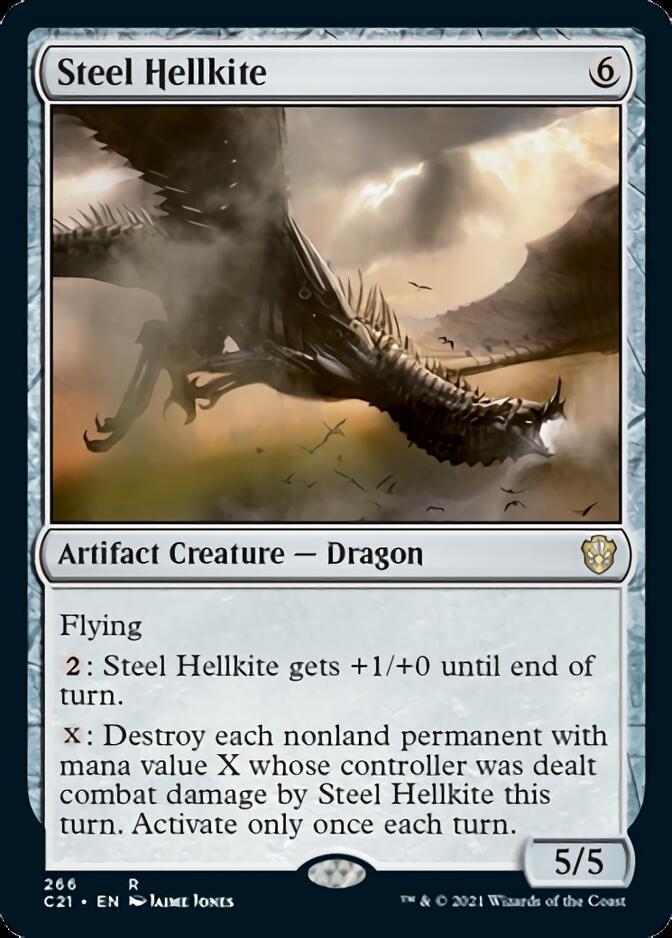 Steel Hellkite [C21]