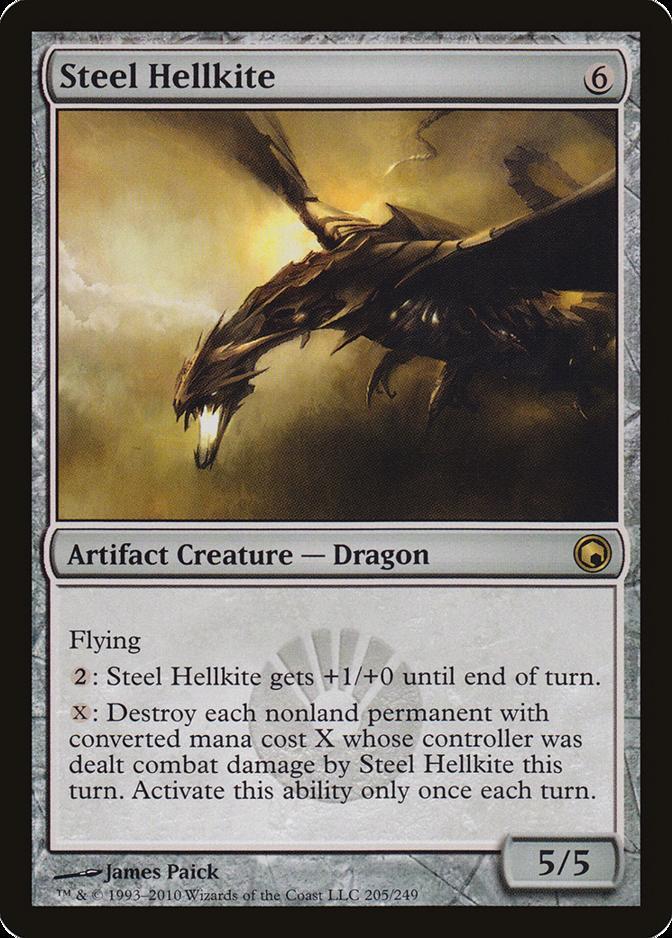 Steel Hellkite [SOM]
