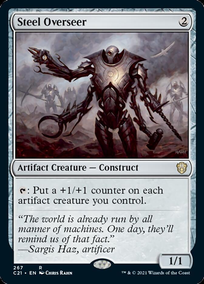 Steel Overseer [C21]