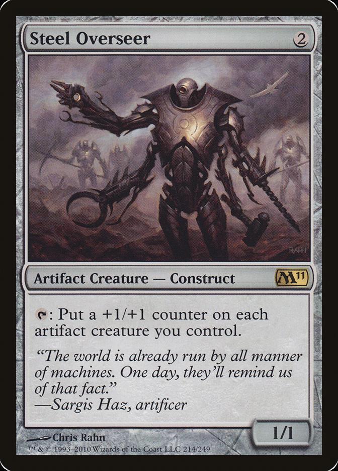 Steel Overseer [M11]