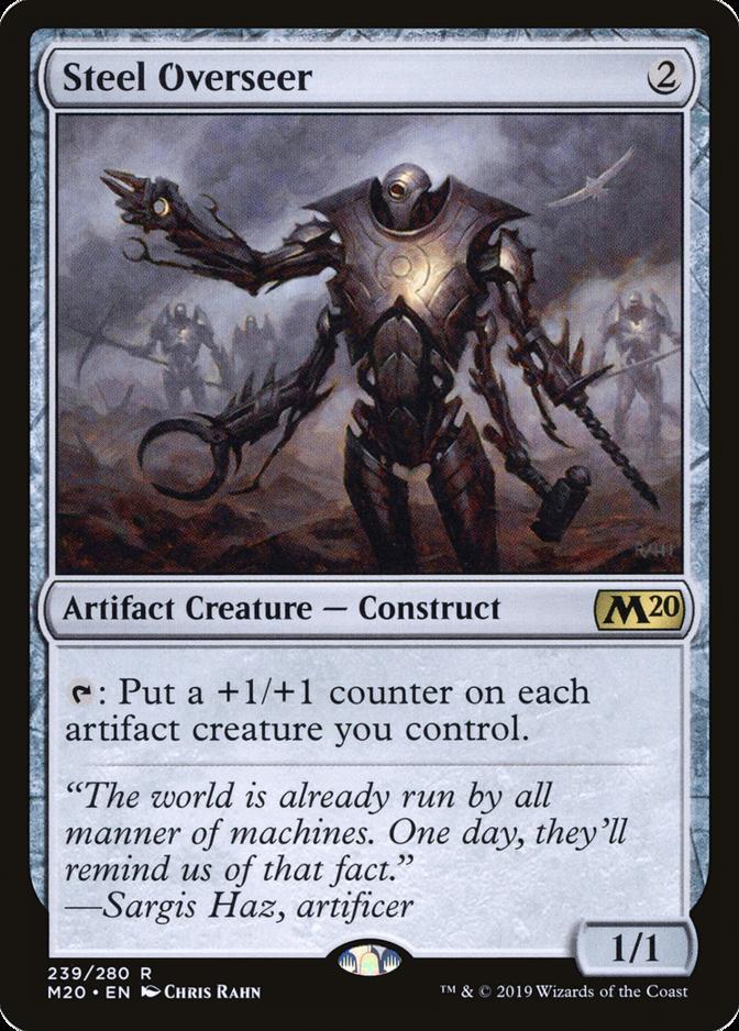 Steel Overseer [M20]