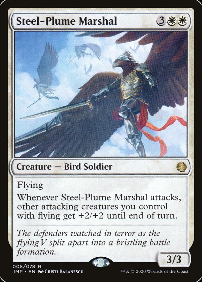 Steel-Plume Marshal [JMP]