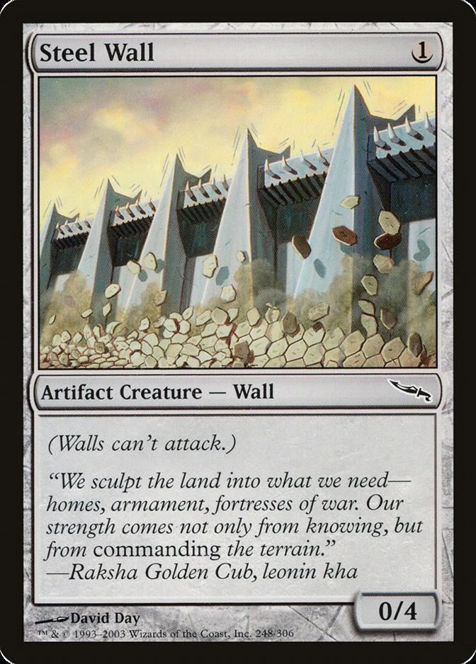 Steel Wall [MRD]
