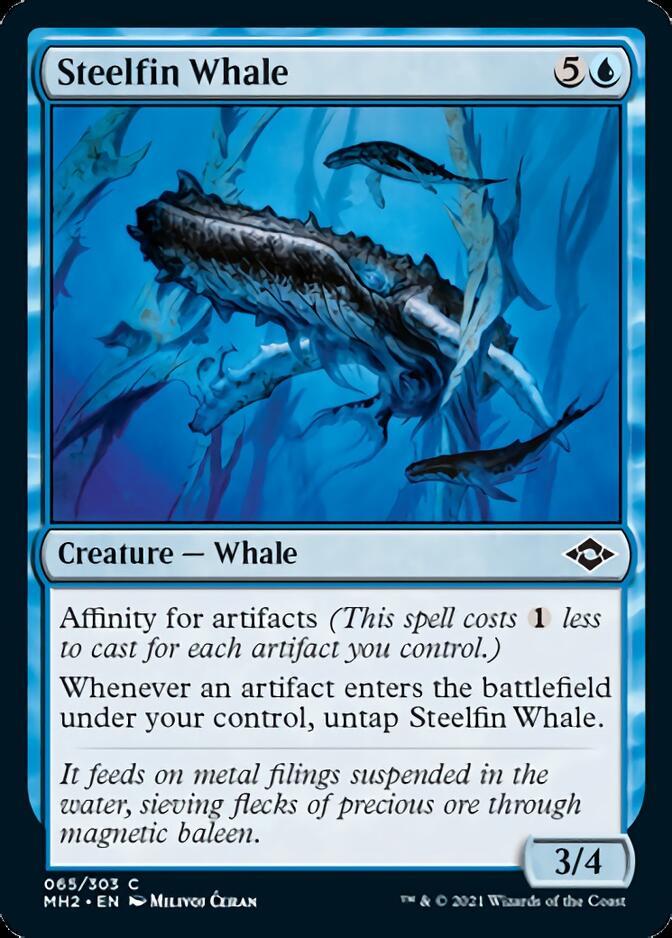 Steelfin Whale [MH2]