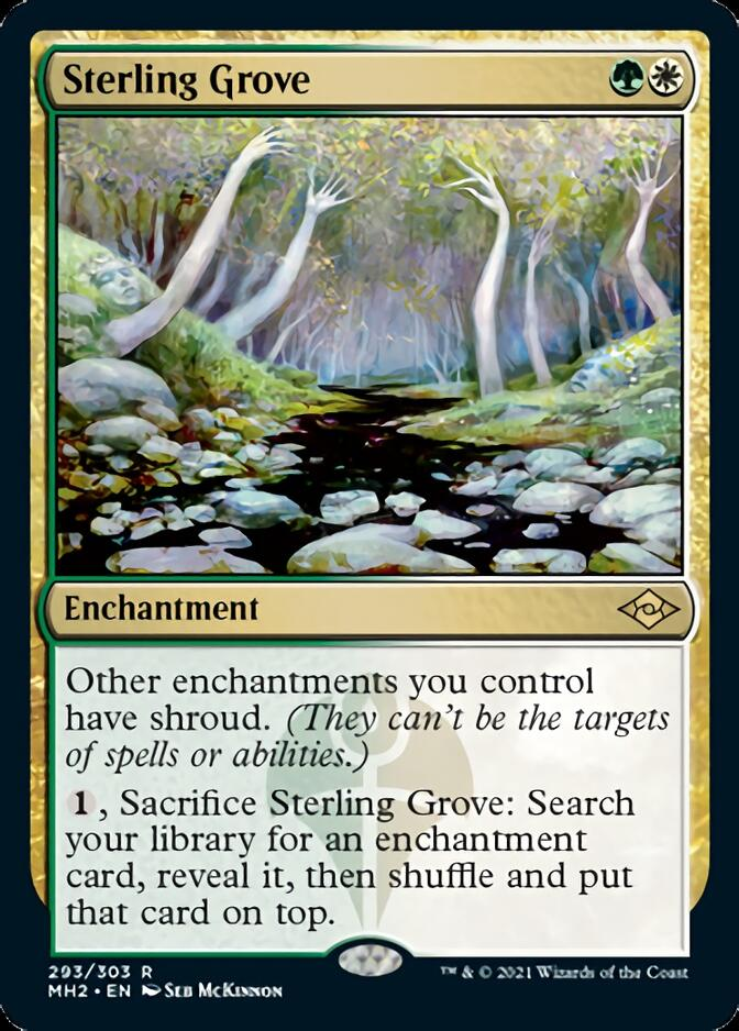 Sterling Grove [J21]