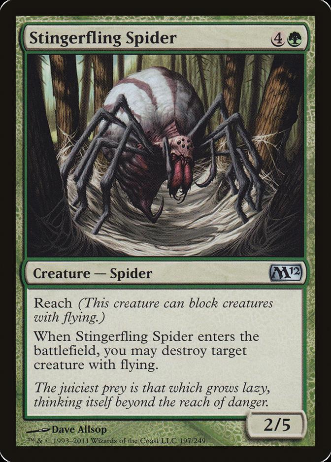 Stingerfling Spider [M12]