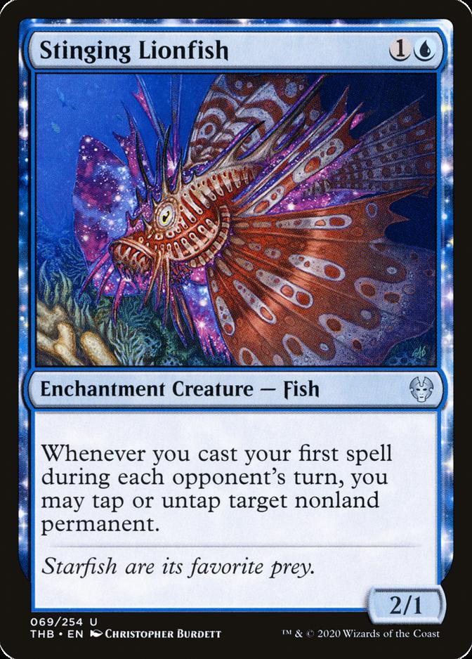 Stinging Lionfish [THB]