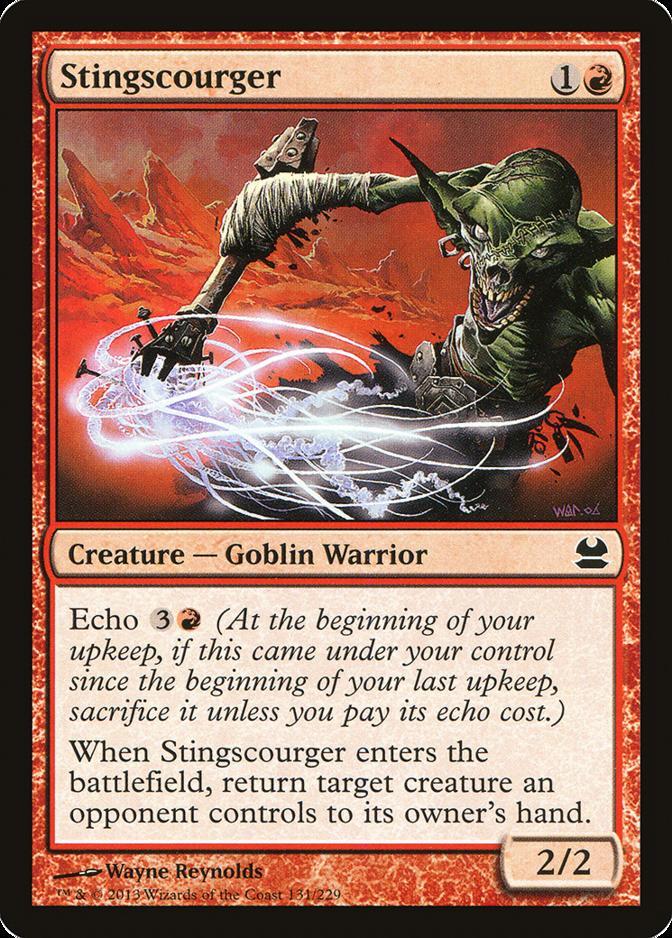 Stingscourger [MMA] (F)