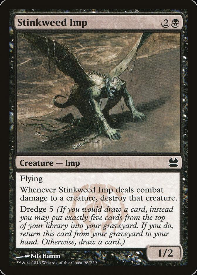 Stinkweed Imp [MMA]