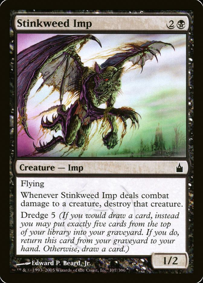 Stinkweed Imp [RAV]