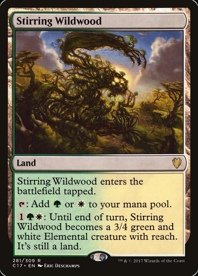 Stirring Wildwood [C17]