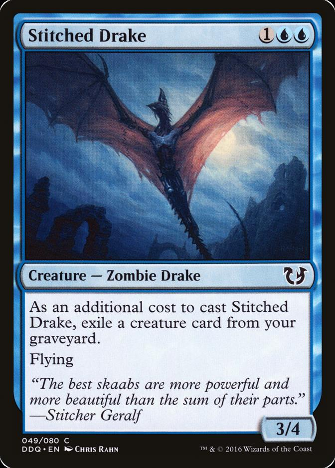 Stitched Drake [DDQ]