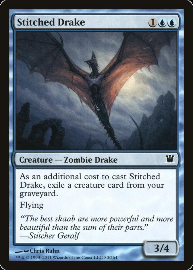 Stitched Drake [ISD] (F)