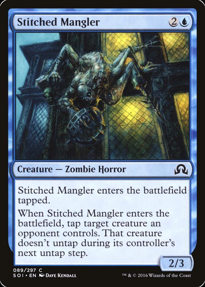 Stitched Mangler [SOI]