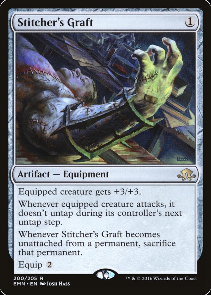 Stitcher's Graft [EMN]