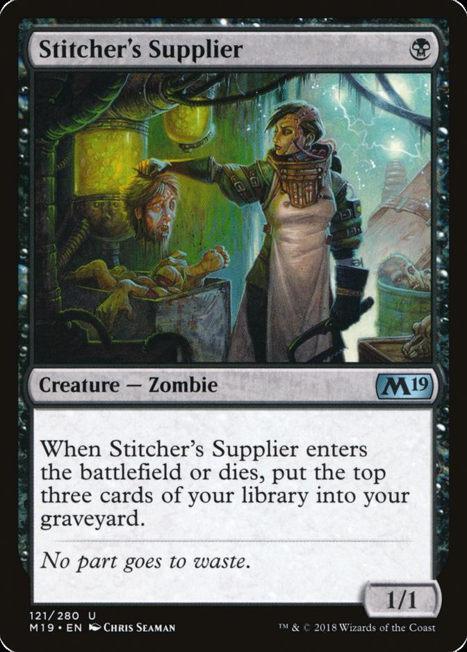 Stitcher's Supplier [M19]
