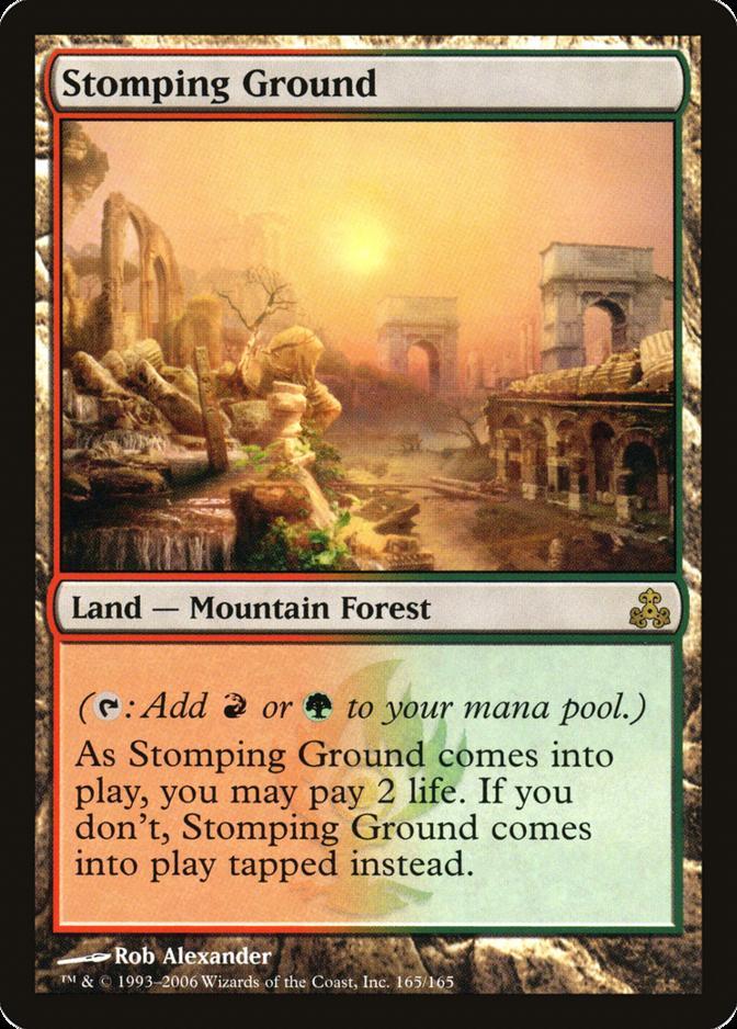 Stomping Ground [GPT]
