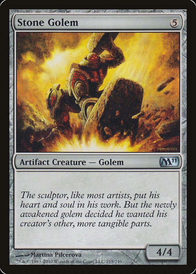 Stone Golem [M11] (F)