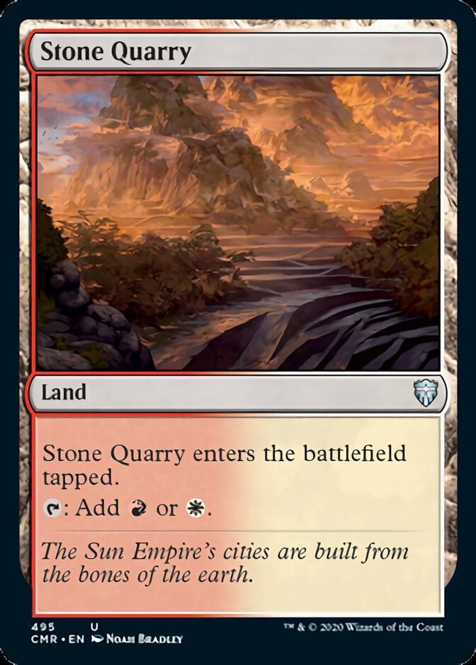 Stone Quarry [CMR]