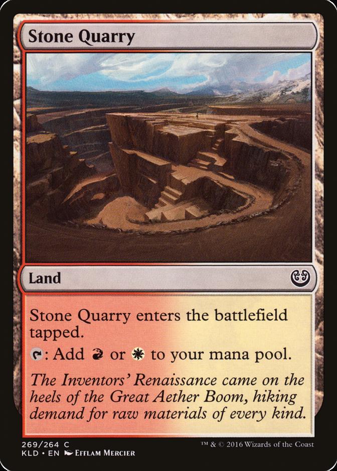 Stone Quarry [KLD]