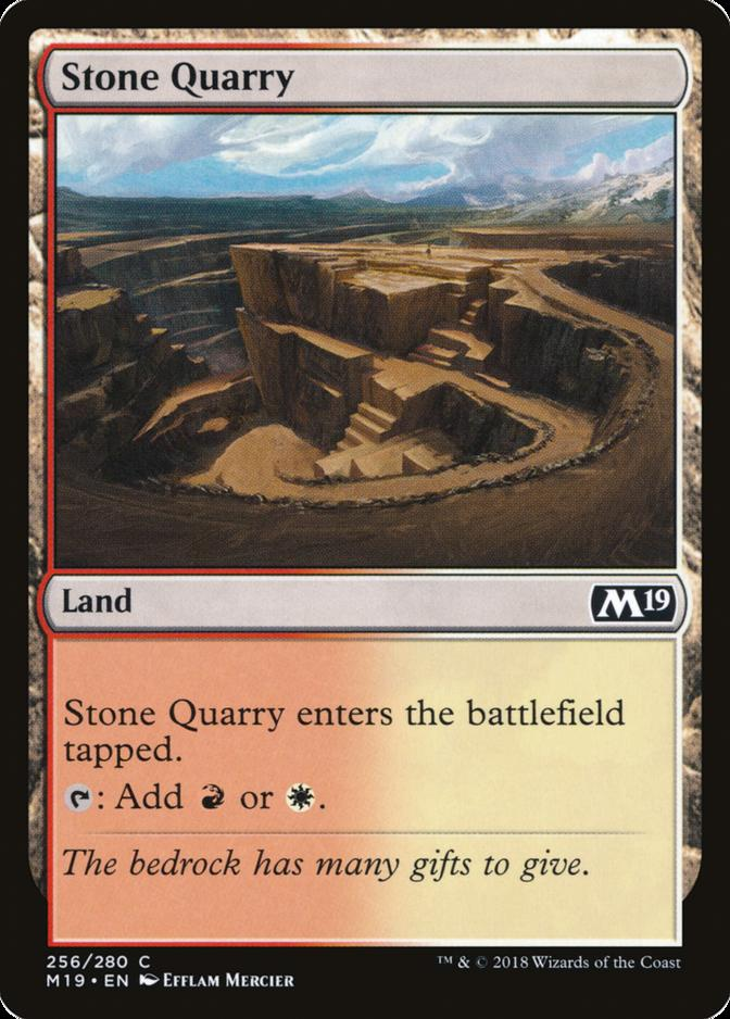 Stone Quarry [M19] (F)