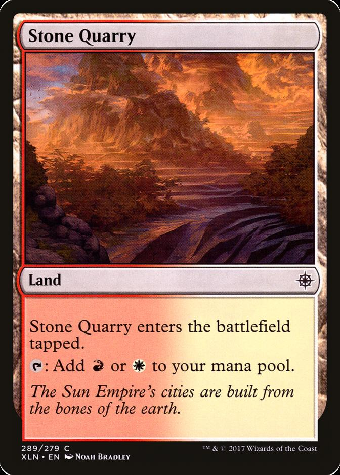 Stone Quarry [XLN]